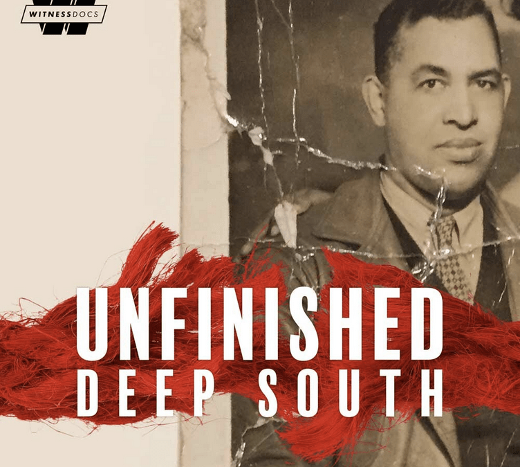 """""""Unfinished: Deep South"""" Nominated for Peabody Award"""
