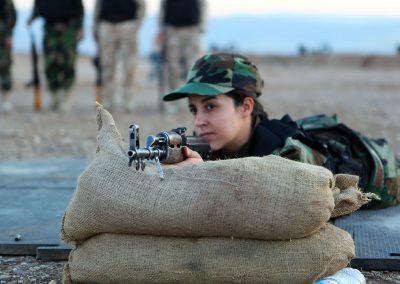 Fighting ISIS still