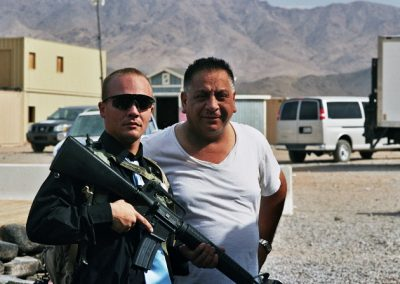 Photo from Documentary Full Battle Rattle
