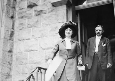 Archival image from Ragtime