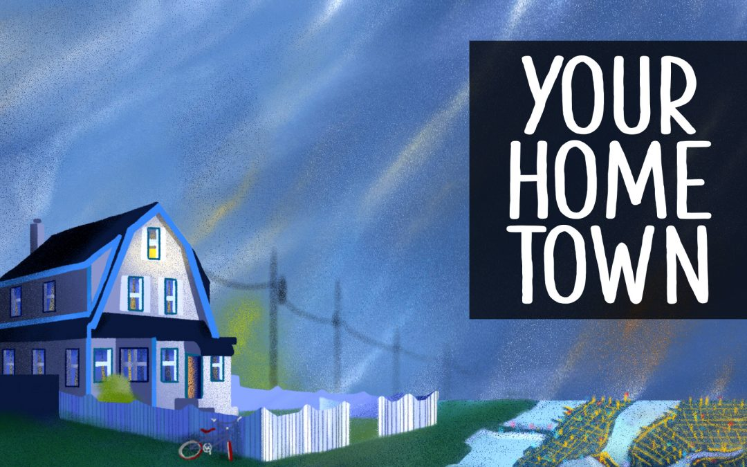 """Lynn Nottage Talks About Growing Up in Brooklyn on """"Your Hometown"""""""